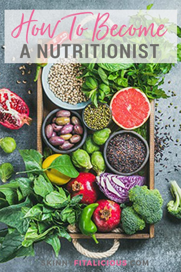 how hard is it to become a nutritionist