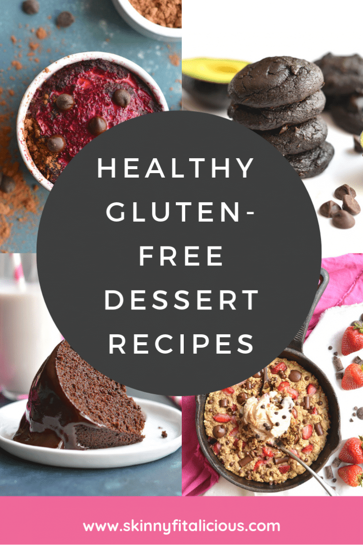 Here's 21 Healthy Valentine's Desserts you can make anytime that are gluten-free with dairy-free options. Grab my healthy desserts e-book with 41 recipes!