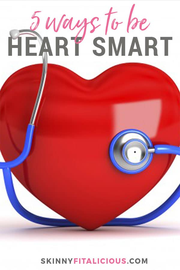 Heart disease is a silent killer, killing 1 in 4 people yearly. If you're overweight, sedentaryor have hypertension this risk increases. Heart disease does not discriminate, it can happen to anyone. Prevent it from happening to you with these 5 ways to be heart smart.