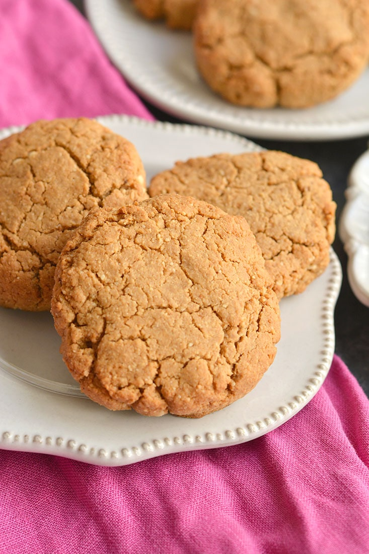 how to make coconut cookies with plain flour