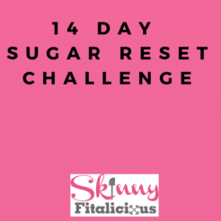 September 2018 14 Day Sugar Challenge Sign Up