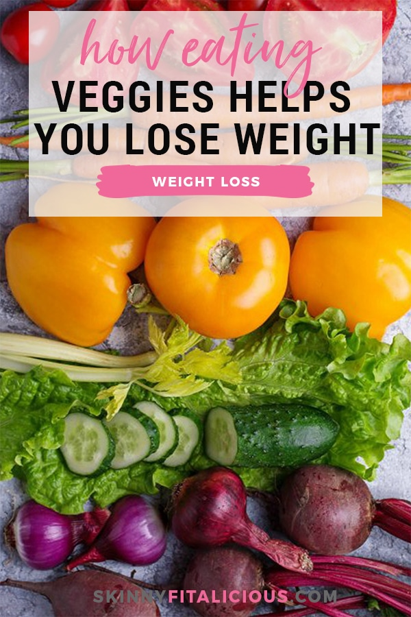 To any client I've worked with, the prescribed amount of veggies I give them has always come as a surprise. This is because our culture has forgotten what it means to eat a healthy, balanced diet. A diet that includes a wide array of vegetables helps you lose weight. Here's how eating veggies helps you lose weight.