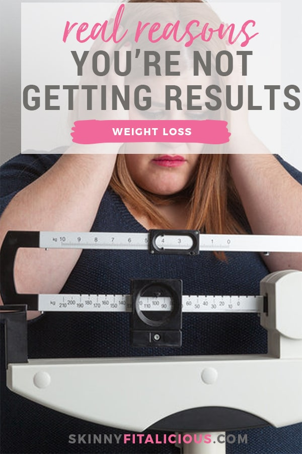 Different people struggle with weight loss for different reasons, but in my practice I've learned there are several consistencies across all these people that prevent them from reaching their goals. In this video, I share the real reasons you're not getting result
