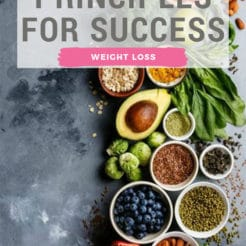 Healthy Eating Principles For Success {Members}
