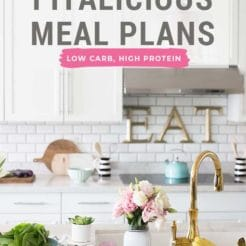 Skinny Fitalicious Meal Plans + Get A Week Free