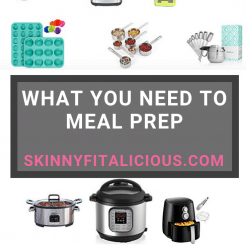 What You Need To Meal Prep