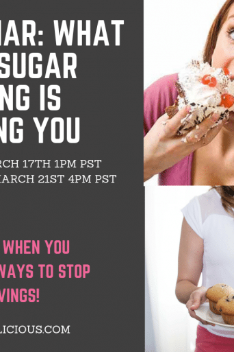 Webinar: What Your Sugar Craving Is Telling You + Free Guide