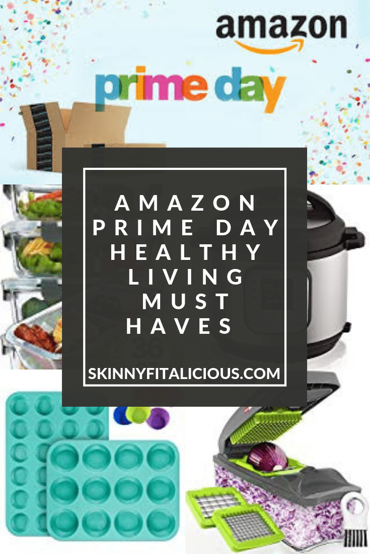 Amazon Prime Day is July 15th and 16 this year. These are my 2019 Must Haves for healthy living including your fitness, kitchen and fashion needs.