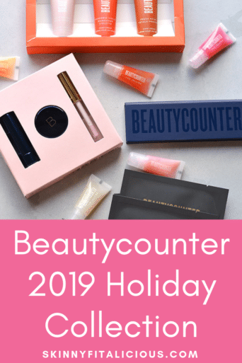 2019 Beautycounter Holiday Collection. The toxic free beauty includes sets that make great holiday gifts. Find out how you can get a holiday gift free!