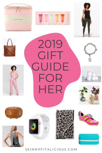 2019 Holiday Gift Guide for active women.