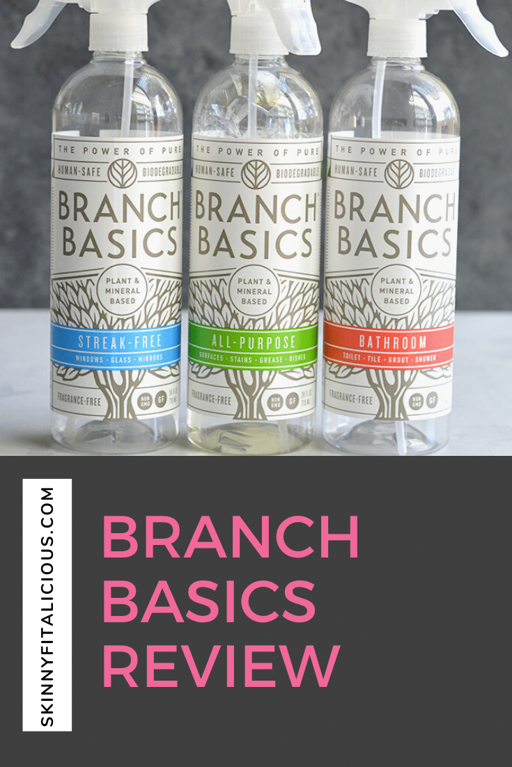 Branch Basics Non Toxic Cleaning Products! Learn about Branch Basic's natural cleaning products, how they work and if it's worth the investment in this review.