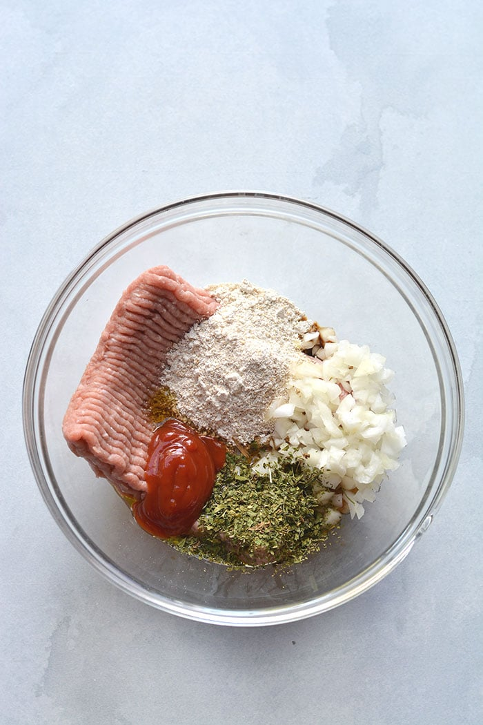 how to make turkey meatloaf