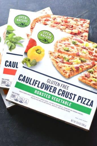 healthy pizza night alternative