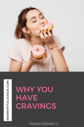 Craving carbs and sugar in particular make it very difficult the stay consistent with a weight loss program. The good news is you can stop cravings quickly when you learn to eat for your hormones and how to live a weight loss lifestyle.
