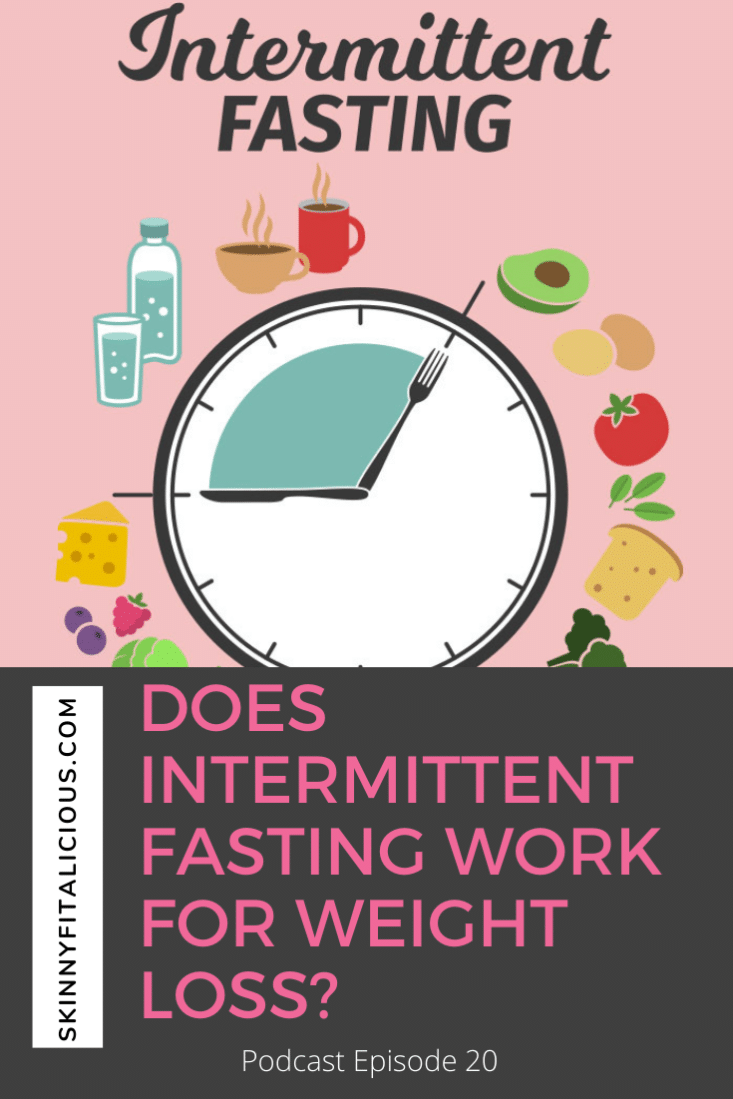In this Dish on Ditching Diets podcast episode, hear what science says and if intermittent fasting works for weight loss.