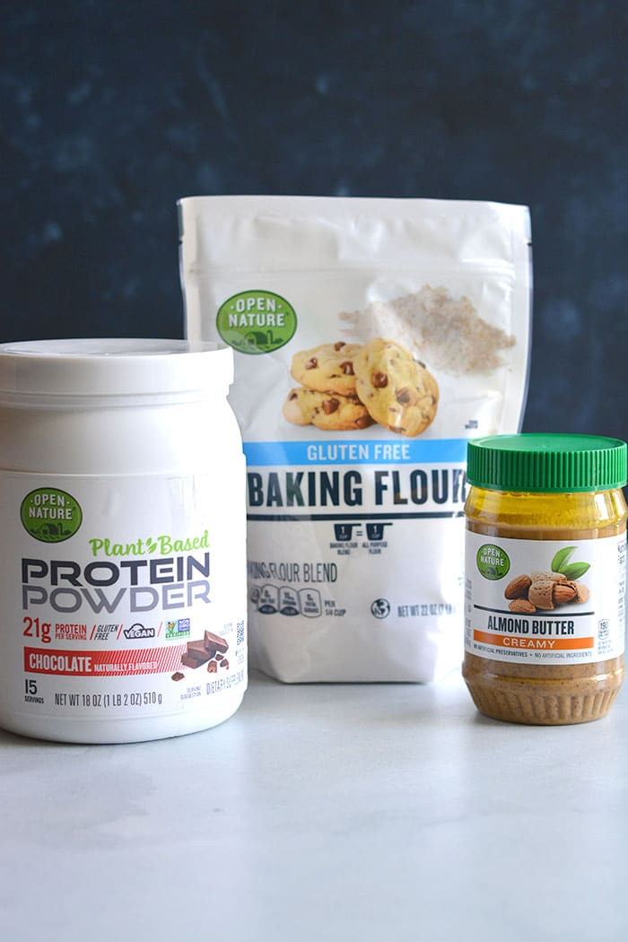 open nature baking products