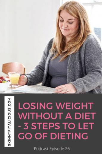 Wondering how to lose weight without a diet? Here are 3 steps for women to lose weight without willpower and eating for their hormones.