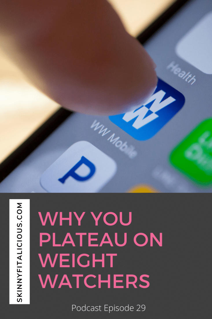 In this Dish on Ditching Diets episode, learn why you plateau on diets like Weight Watchers and what happens to metabolism for females over 35.
