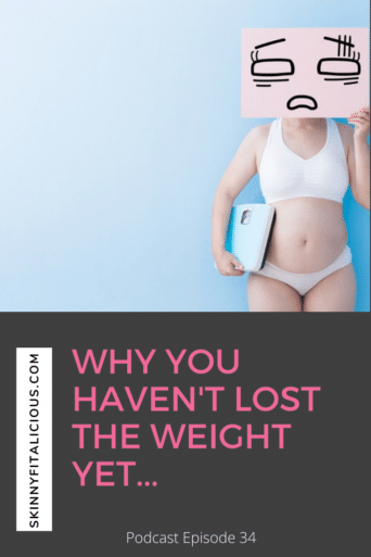 Women over 35 struggling to lose weight have not mastered 5 habits. Learn the habits plus 3 sneaky reasons why you haven't lost the weight yet.